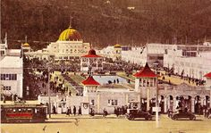 New Zealand and South Seas Exhibition, Logan Park, Dunedin, 1925-1926