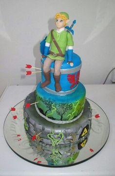 Link cake <3