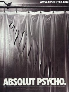Absolut Vodka Ads | Absolut Psycho