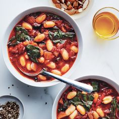 Tom's Tasty Tomato Soup with Brown Butter Croutons   Recipe   Tomato ...