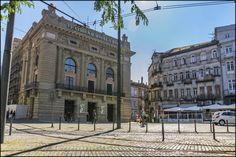 Teatro Nacional de São João / Teatro Nacional de San Juan / St. John National Theatre [2014 - Porto / Oporto - Portugal] #fotografia #fotografias #photography #foto #fotos #photo #photos #local #locais #locals #cidade #cidades #ciudad #ciudades #city #cities #europa #europe #baixa #baja #downtown #arquitectura #architecture @Visit Portugal @ePortugal @WeBook Porto @OPORTO COOL @Oporto Lobers