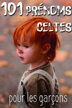101 prénoms celtes pour les garçons – Pikibou