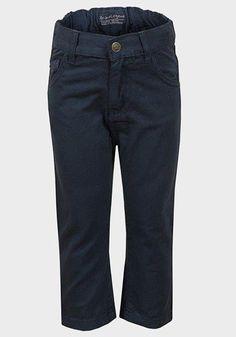 Baby Boys' Navy Blue Cotton Pants  #onlinestore #Oasislync #instagram #shopping #clothes #instalikes #fashionstyle #shoppingonline #canadaonline #shoppingday