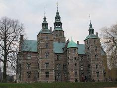 Rosenborg Slot, København, Danmark  Rosenborg Castle Copenhagen