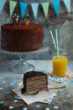 ...konyhán innen - kerten túl...: sima liszt Cake, Food, Kuchen, Essen, Meals, Torte, Cookies, Yemek, Cheeseburger Paradise Pie
