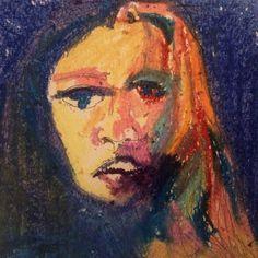 Woman 2 by Elle Luna