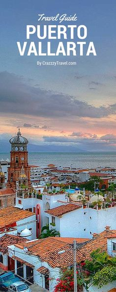 Looking for spring break ideas? Puerto Vallarta is waiting for you! http://crazzzytravel.com/listing/travel-to-puerto-vallarta/