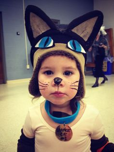 siamese cat costume ideas - Google Search - you need a hat like this :)