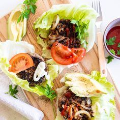 A healthy lunch or dinner idea that you will love. Healthy Burger Recipes, Entree Recipes, Beef Recipes, Cooking Recipes, Clean Eating, Healthy Eating, Eating Well, Healthy Meals, Healthy Food