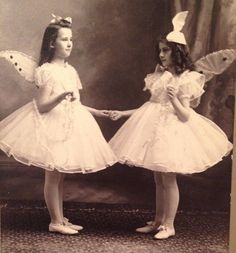 in Collectibles, Photographic Images, Vintage & Antique Vintage Dance, Vintage Ballet, Cool Costumes, Vintage Costumes, Vintage Pictures, Vintage Images, Tutu, None, Fairies Photos