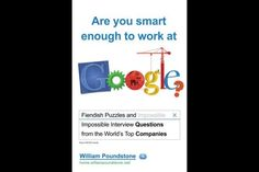 Job ad @ Google