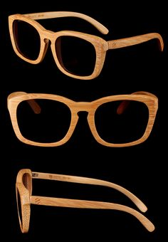 Costo Limited edition bamboo sunglasses