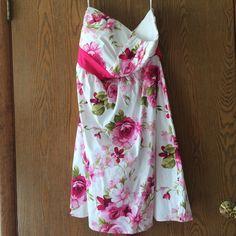 NWT Ruby roc pink flowered dress size 20 NWT Ruby roc pink flowered dress size 20 Ruby Rox Dresses
