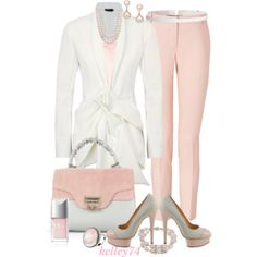 In the Pink by kelley74 on Polyvore