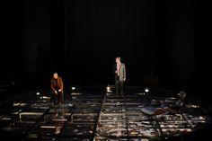 Betrayal. Sheffield Theatre. Scenic design by Colin Richmond. 2012