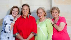 The Sapphires today -   From left to right: Lois Peeler, Naomi Mayers, Laurel Robinson and Beverley Briggs. (Credit: Hopscotch Films)