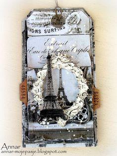 TAG - PARIS - Scrapbook.com