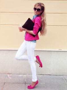 How To Wear Pink This Spring – Fashion Style Magazine - Page 11
