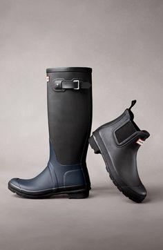 Hunter 'Original' Chelsea Rain Boot (Women) | Nordstrom