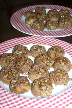 Low Carb Pecan Muffins (Sticky Buns) - uses Carbquik - each mini roll is about 1.5 net carbs