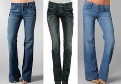 jeans for hourglass figures - Google Search