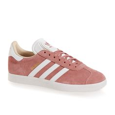 Compra Sapatos Adidas Originals Gazelle W Ash Pearl/ White Linen aos melhores preços, Envio Grátis* com a Surfdome.pt