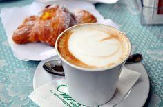 Caffè e Brioche? :-)