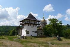 Буша, башта замку Замойського, 16 ст.    Ukrainian castle, palace...