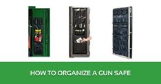 How to Organize a Gun Safe
