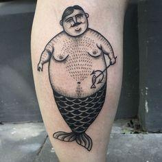 thievinggenius:  Tattoo done bySusanne König.https://instagram.com/suflanda/