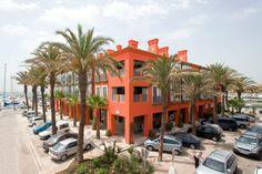 Exterior Hotel Club Marítimo de Sotogrande