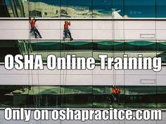 Carefulness costs you nothing. Carelessness may cost you your life. So get OSHA Certified today with http://www.oshapractice.com/occupational-health-safety-training-osha/osha-10-30-hour-online-training/