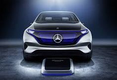 Wallpaper Mercedes Generation EQ, electric cars, paris auto show crossover, Cars & Bikes Mercedes Stern, Van Mercedes, Mercedes Benz Autos, Electric Car Concept, Electric Cars, Sporty Suv, Automobile, E Mobility, Models