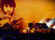 Paul McCartney en Madrid-One on one