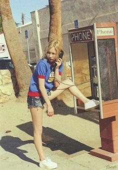 Taeyeon I Girls'Generation [PhotoBook (Why)]