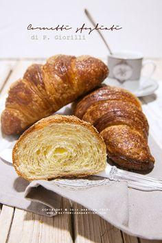 Cornetti all'italiana di Piergiorgio Giorilli - Trattoria da Martina - cucina tradizionale, regionale ed etnica
