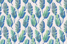 Get the feel of the tropical freshness without leaving the comforts of the bedroom or any room in the house with the 3D Leaf Tropical Wallpaper.