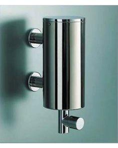 Cool soap dispenser for shower