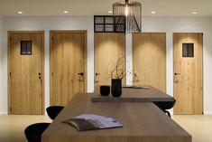 Interior Door Styles, Interior Design, Oak Bathroom, Belgian Style, Entrance Hall, Tiny House, Architecture, New Homes, Cottage