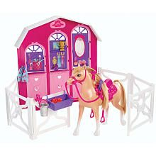 Barbie & Her Sisters in A Pony Tale Stable PlaysetBarbie & Her Sisters in A Pony Tale Stable Playset: Inspired by the new Barbie Movie Barbie & Her Sisters in A Pony Tale. In this new story Barbie a. Mattel Barbie, Barbie Pony, Barbie Horse, Barbie Sets, Barbie Dolls, Toddler Toys, Kids Toys, Barbie And Her Sisters, Kid Outfits