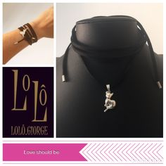 PROMOÇÃO GATINHO. Pulseira e/ou Gargantilha por apenas R$60,00 + frete.  #lologiorge #prata #moda #petfancy #pets_of_instagram #pet #gato #gata #gatinho #gatinha #jóia #pulseiras #colar #bracelet #encomenda  WhatsApp (11) 9.9901.9408 heloisa@lologiorge.net  www.lologiorge.com.br
