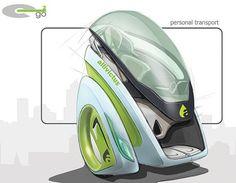 E-go2, future, car, electric vehicle, auto, automobile, eco, green car, urban transportation, futuristic