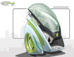 E-go2, future, car, electric vehicle, auto, automobile, eco, green car, urban transportation, futuristic