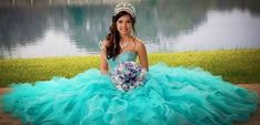 Visiting a seamstress and personalizing your dress is one of the best ways to save money on your Quince!  Here are more awesome money-saving ideas: http://www.quinceanera.com/budget/5-secrets-to-plan-a-quince-on-a-budget/?utm_source=pinterest&utm_medium=article&utm_campaign=52-xv-ona-budget