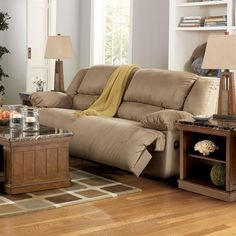 Luxury Reclining Sofa Microfiber Sofas Oversized That Are Ready For Hours
