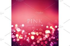 Abstract background. Festive elegant abstract background with bokeh  lights . Christmas Patterns