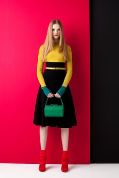 cora kemperman---Color Blocking I Can Get Behind