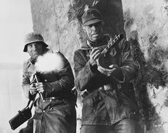 A gallery of Cross of Iron publicity stills and other photos. Featuring James Coburn, Maximilian Schell, Senta Berger, Vadim Glowna and others. Diesel Punk, Maximilian Schell, Cross Of Iron, Sam Peckinpah, Horror, Actor James, Star Wars, War Film, Film Inspiration