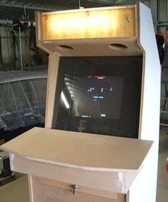 Vigolix Green Invader Cabinet | Arcade | Pinterest | Arcade, Video ...