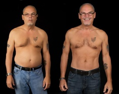 Visalus 90 Day body bi Vi Challenge real results!